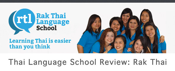 Thai Language School Review: Rak Thai