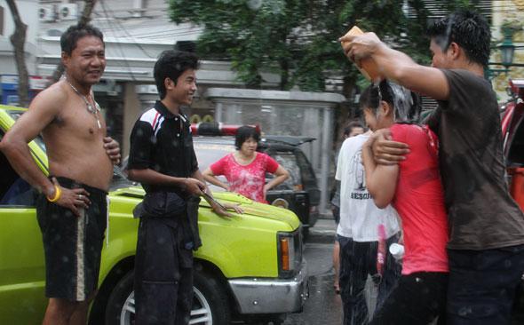 Songkran 2011