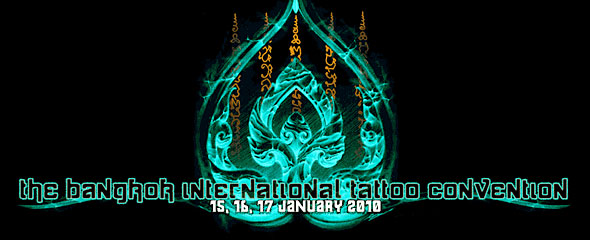 Bangkok International Tattoo Convention