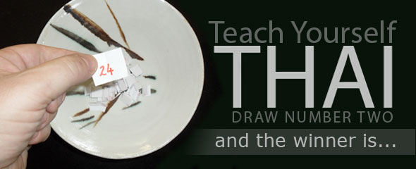 Teach Yourself Thai Complete: Winner