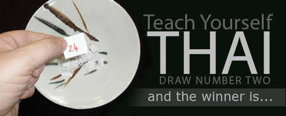 Teach Yourself Thai Complete: Winner