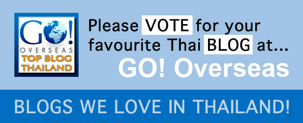 Vote for your TOP Thai Blog