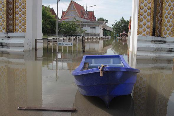 Thailand flooding