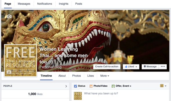 WLT's Facebook Page