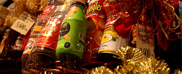 Holiday Hampers in Thailand