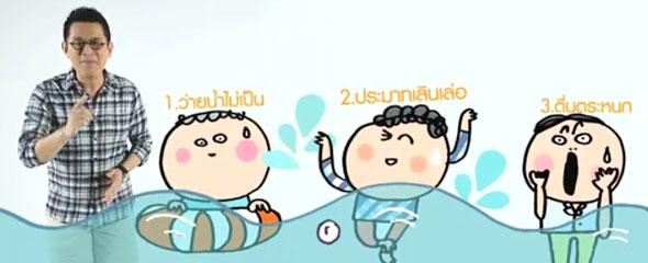 Karn.TV: Flooding in Thailand
