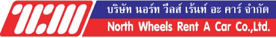 North Wheels Rent a Car Logo