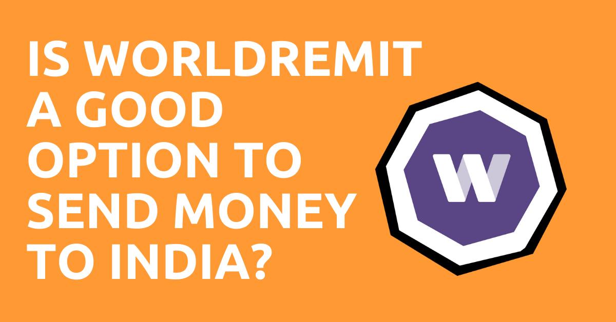 Send Money To India