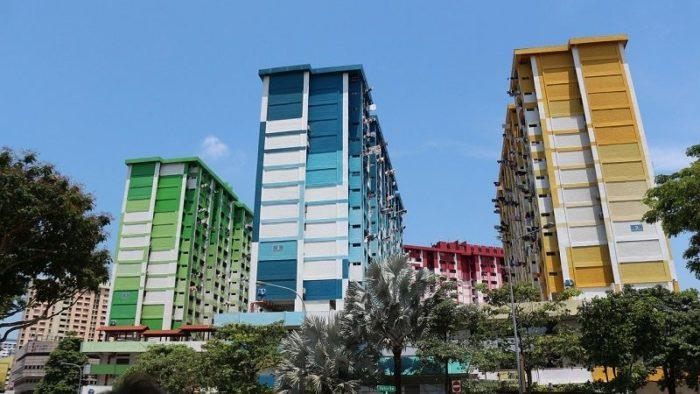 flat in singapore