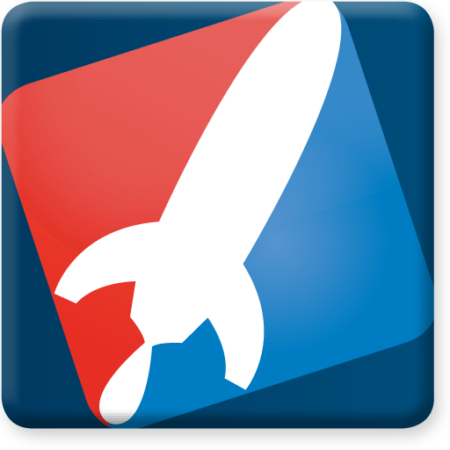 Rocket Spanish logo