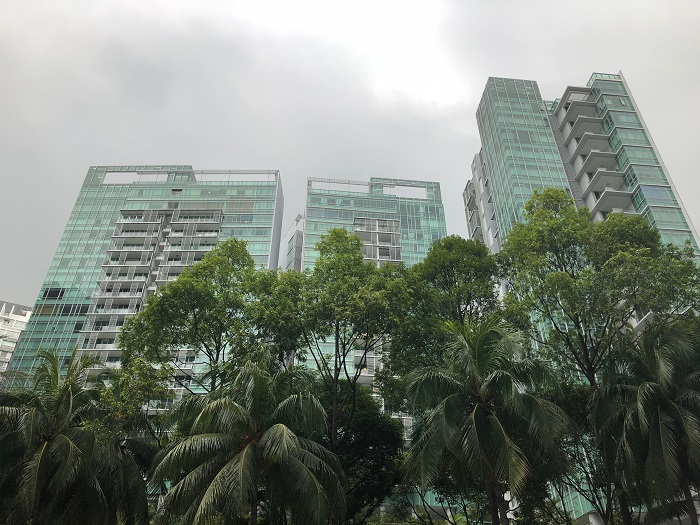 The Vermont on Cairnhill in Singapore