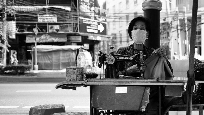 bangkok air pollution 3m masks