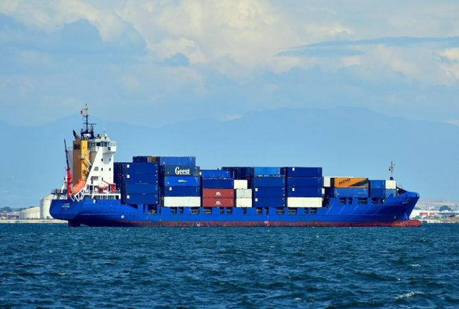sea freight for container shipping