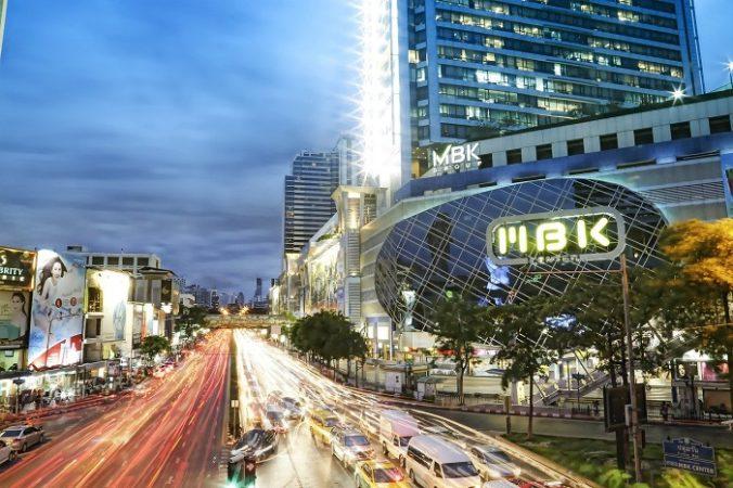 MBK Center Thailand