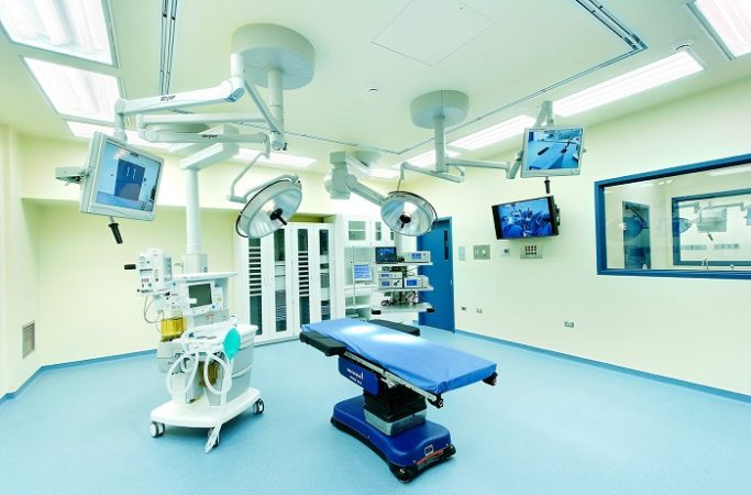hospital CIMA surgery room