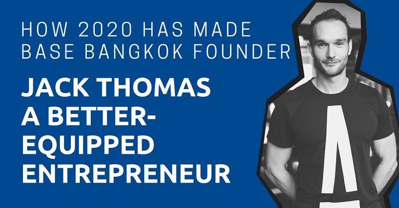BASE Bangkok Founder Jack Thomas