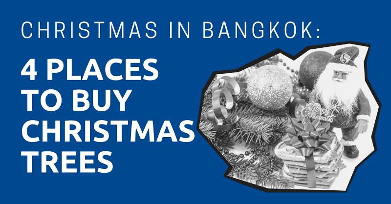 Buy Christmas Trees in Bangkok