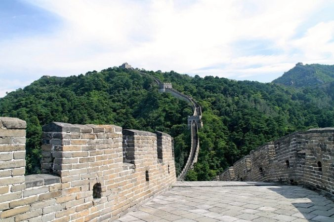 the great wall of china in the cyber world.