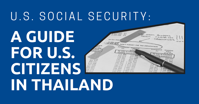 A Guide for U.S. Citizens in Thailand