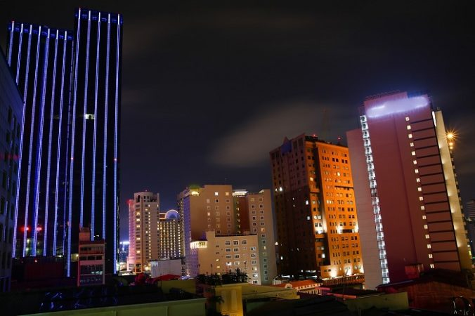 modern apartment in hcm city