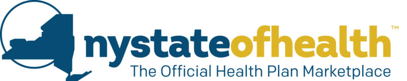United State State of health marketplace logo