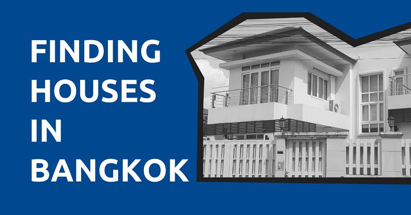 Finding Houses in Bangkok