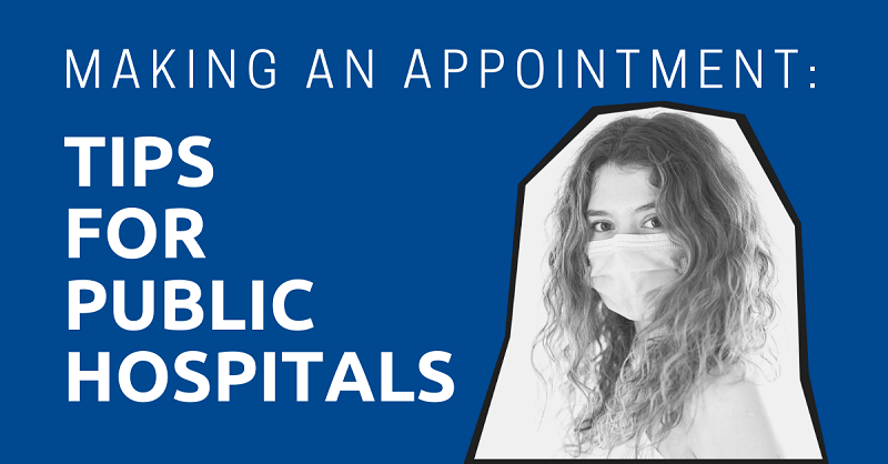 Making an Appointment: Tips for Public Hospitals