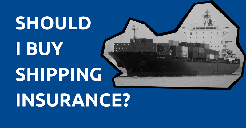 Should I Buy Shipping Insurance